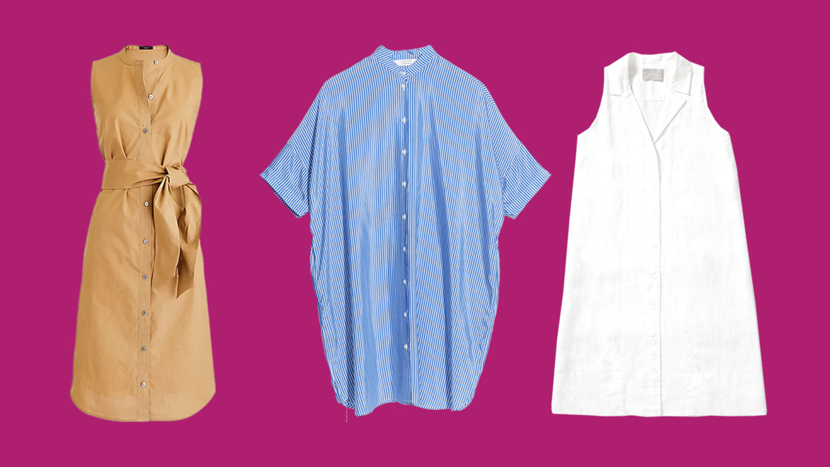 Shirt dress 16 9