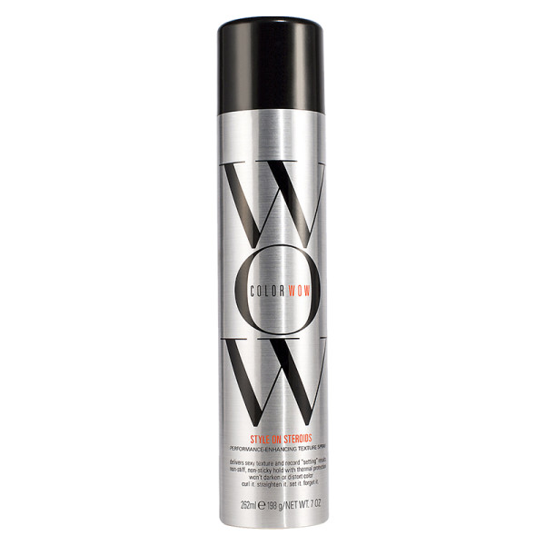 Color wow style on steroids performance enhancing texture and finishing spray