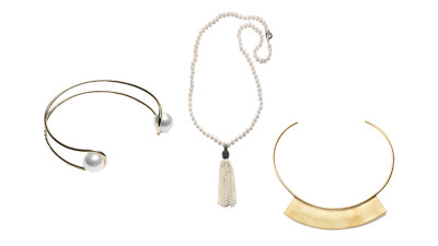Luxe jewelery