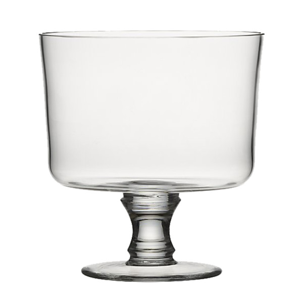 Crate and barrel miranda 7.75  trifle bow
