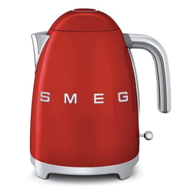 Smeg electric kettle 3d logo