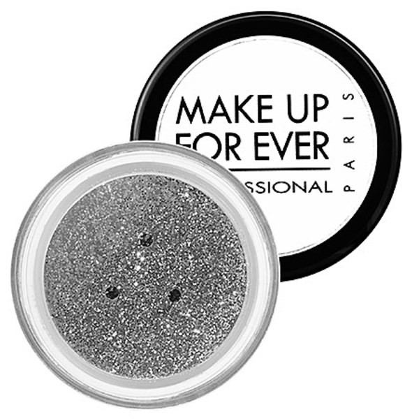 Make up for ever eye glitters