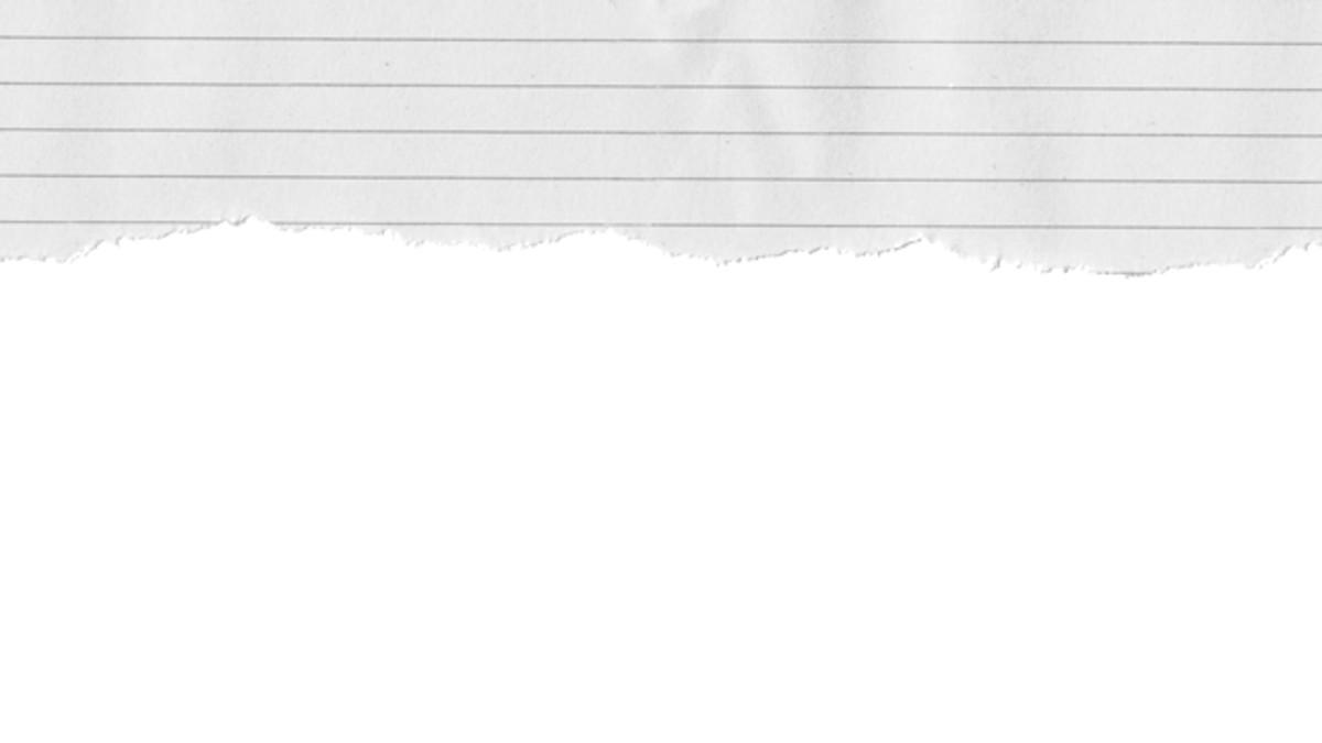 Paper tear 1200 1