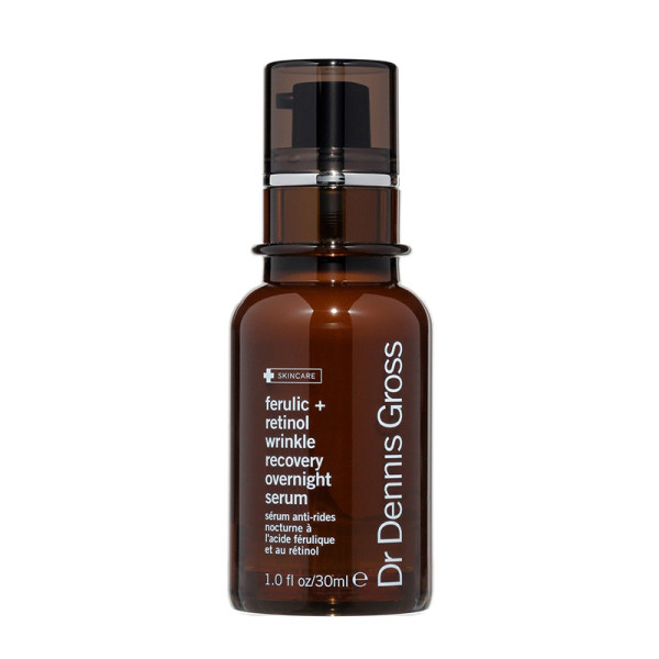 Dr. dennis gross skincare ferulic   retinol wrinkle recovery overnight serum