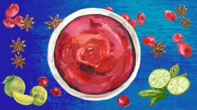 Cranberry sauce 1200x675