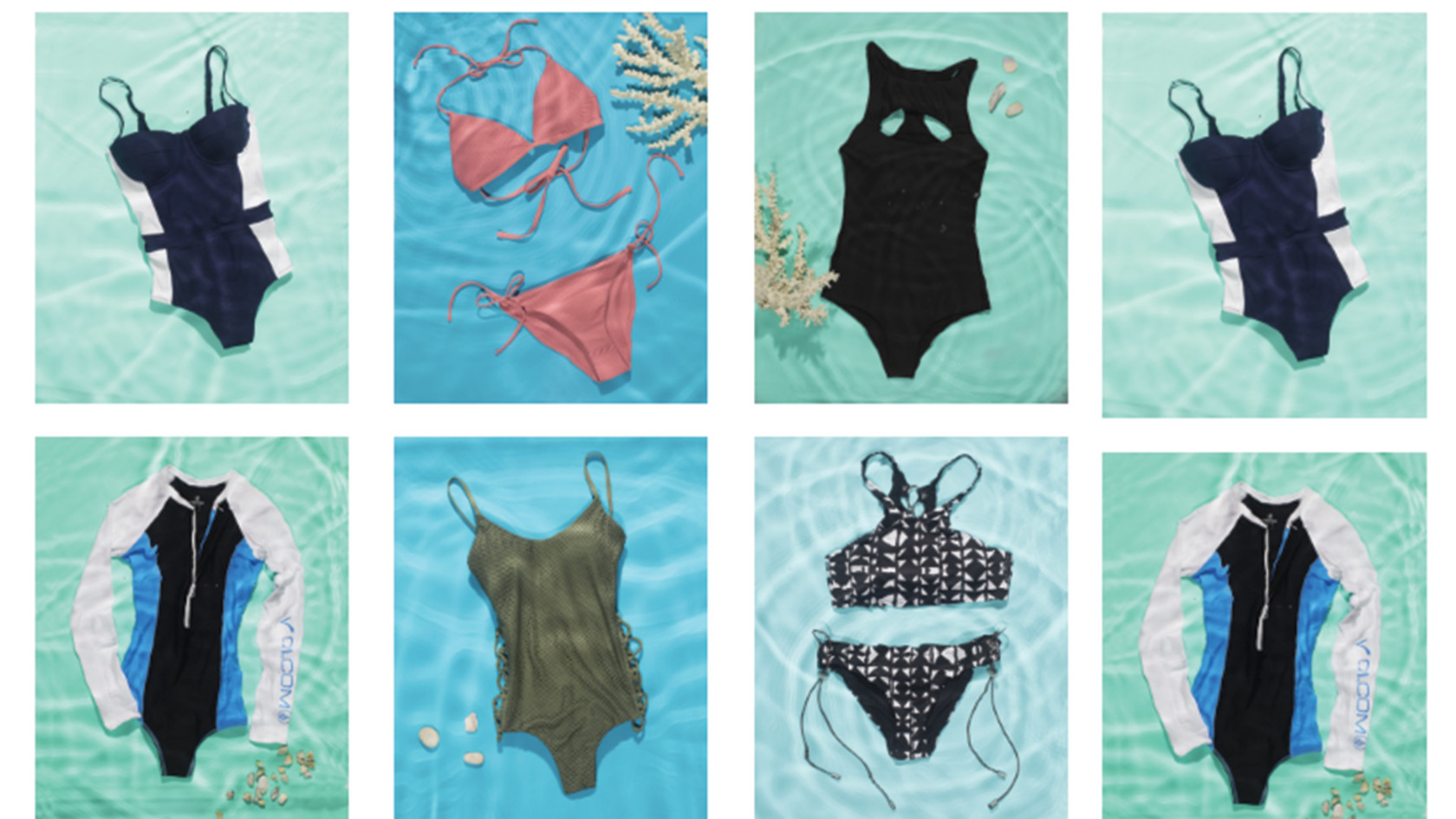 Sea of swimwear header
