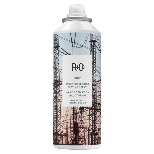 R co grid structural setting spray