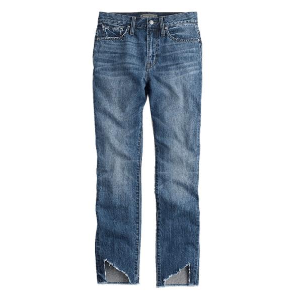Point sur retro boy jean