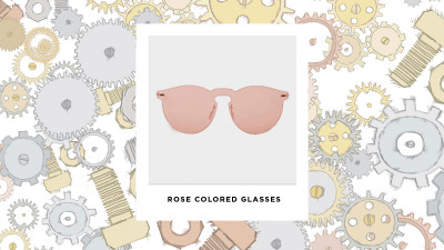 Rose colored glasses 16 9