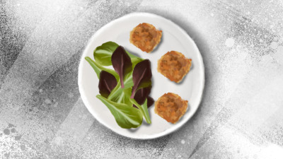 Broke But Blissful Salmon Croquettes