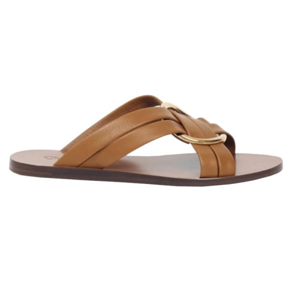 Chloe rony flat sandals