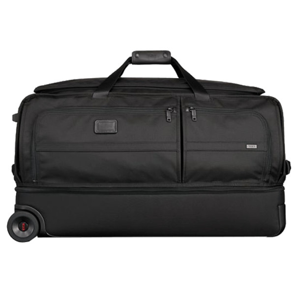 Tumi large wheeled split duffel