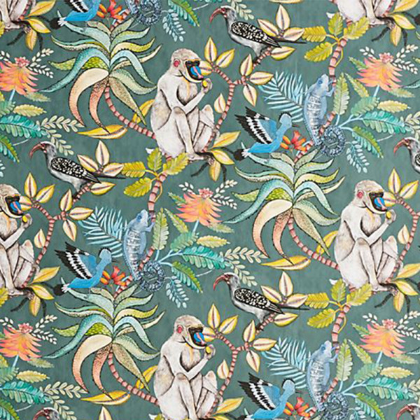 Anthropologie canopy creature wallpaper