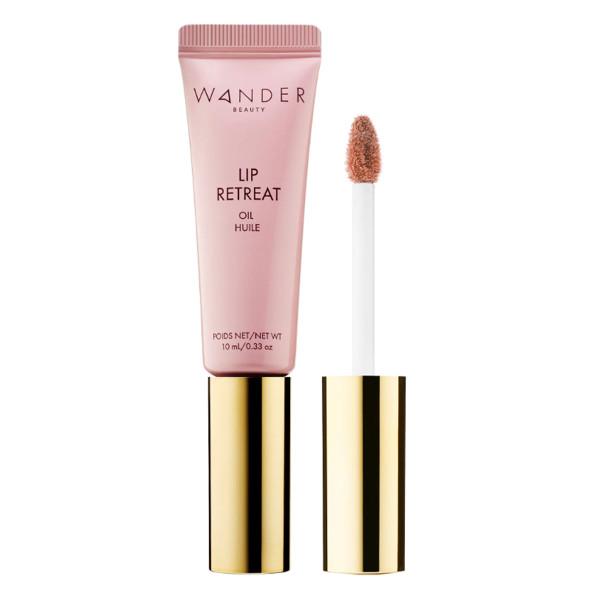 Wander beauty lip retreat oil in skinny dip