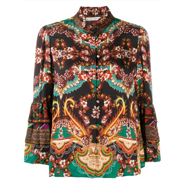 Alice olivia blouse