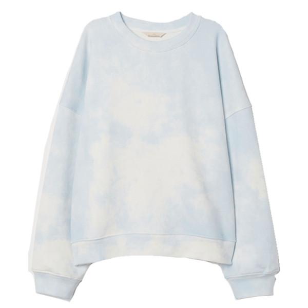 H m batik sweatshirt