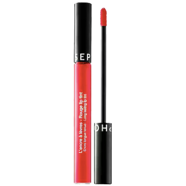 Sephora collection rouge lip tint in red