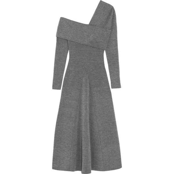 Beaufille gray knit dress