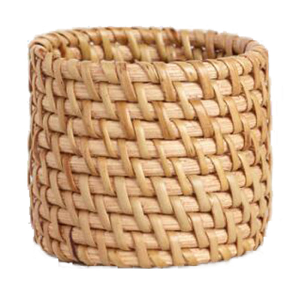 World market pandan basketweave napkin rings