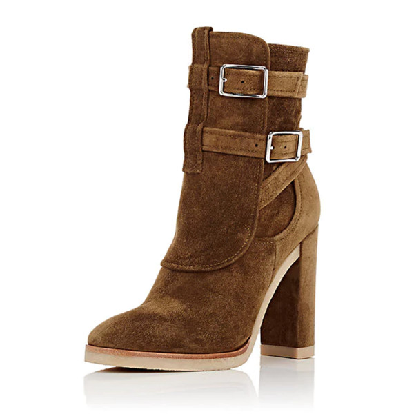 Gianvito rossi stormer ankle boots
