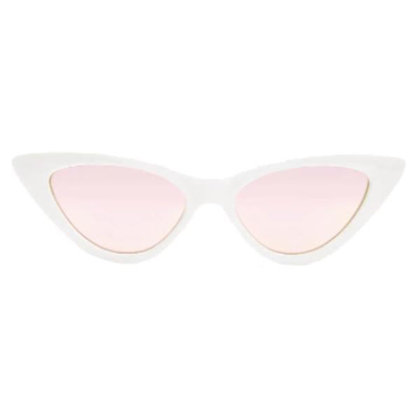 3882cd20e8 Forever 21 - Cat Eye Frame Sunglasses | Story + Rain