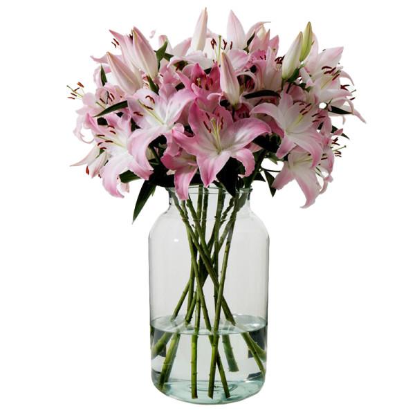 Flowerbx lilies