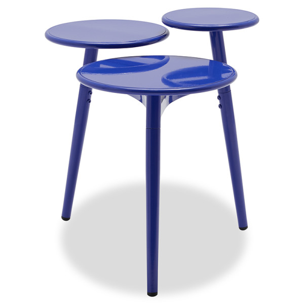 Drew barrymore flower home multi tier metal accent table