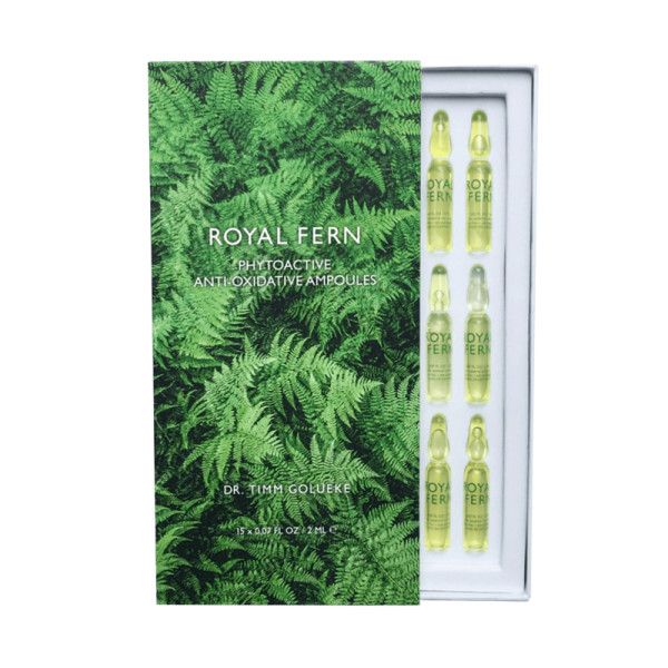 Royal fern phytoactiv anti oxidative