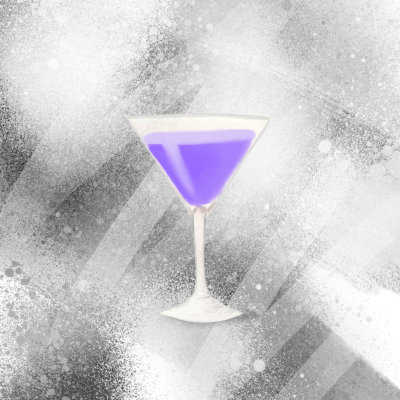 Violet moon cocktail  1200x1200