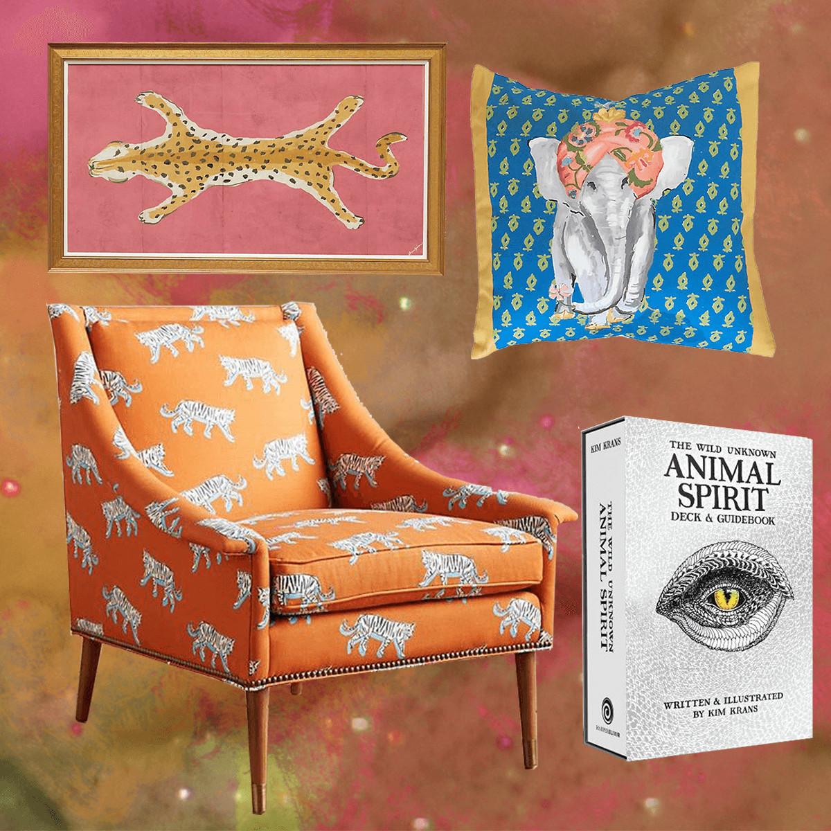 Square spirit animals