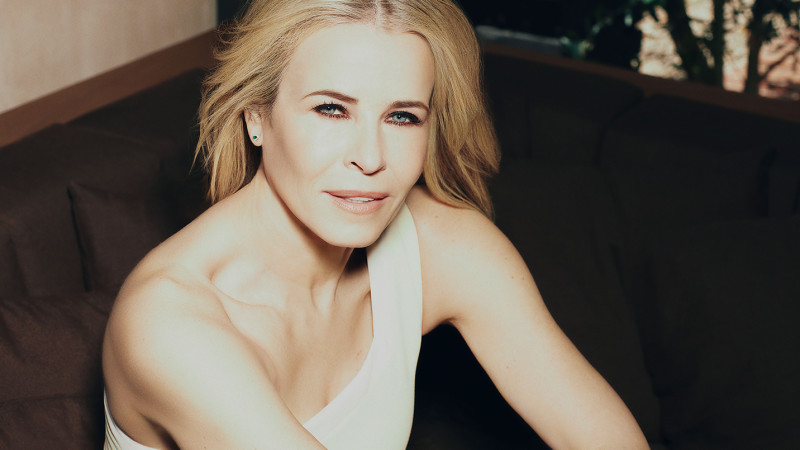 Chelsea Handler At Home for our May 2021 Cover Shoot