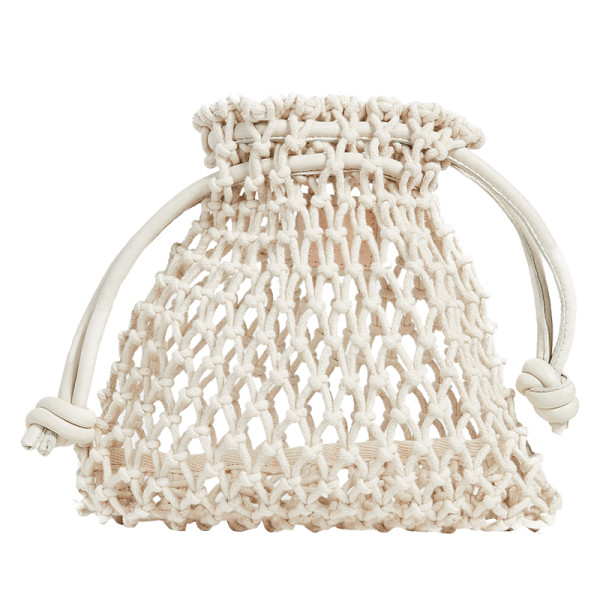 Clare v.  sandy drawstring clutch