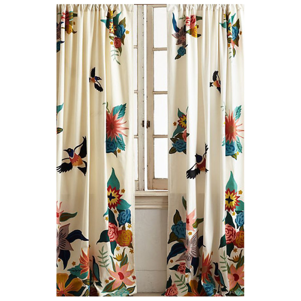 Rebecca rebouche soaring starlings curtain