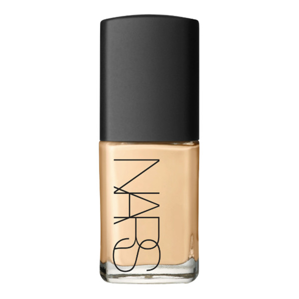 Nars sheer glow foundation in fiji