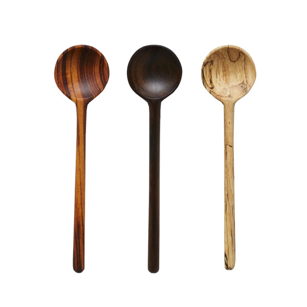 Small tasting spoons  set of 3