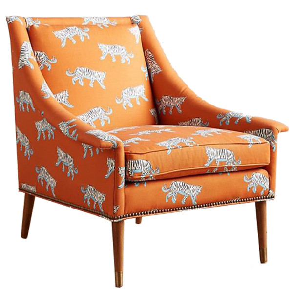 Luke edward hall sketched safari tillie chair