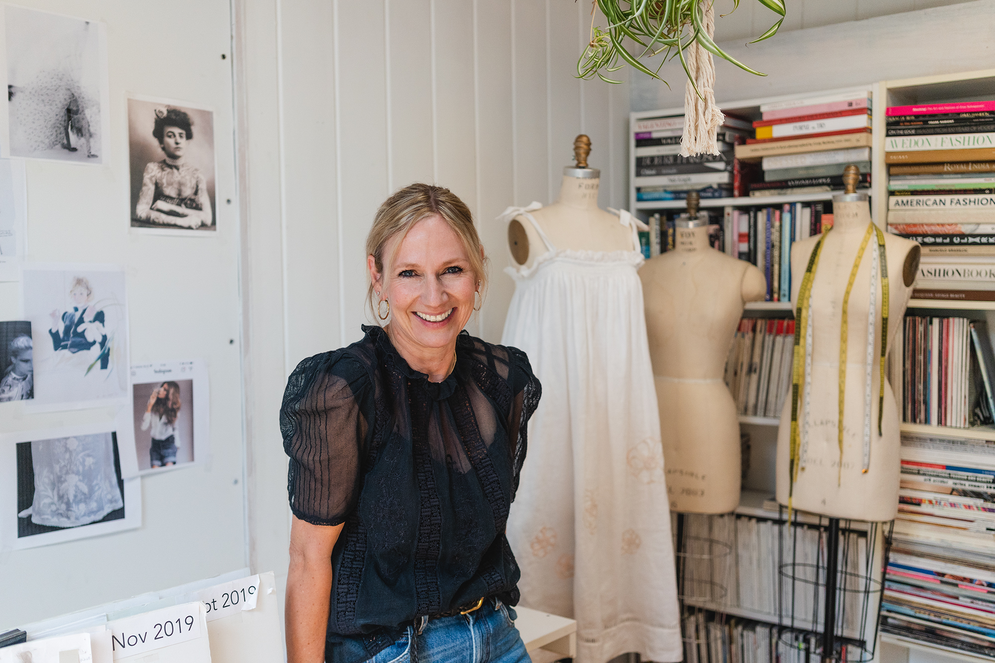 Day In The Life Sue Stemp Of St Roche Is The Epitome Of Bohemian Luxe Story Rain