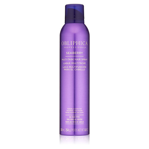 Obliphica professional seaberry multi task hair spray  8.9 oz.