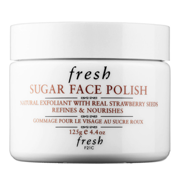 Fresh sugar face polish exfoliator