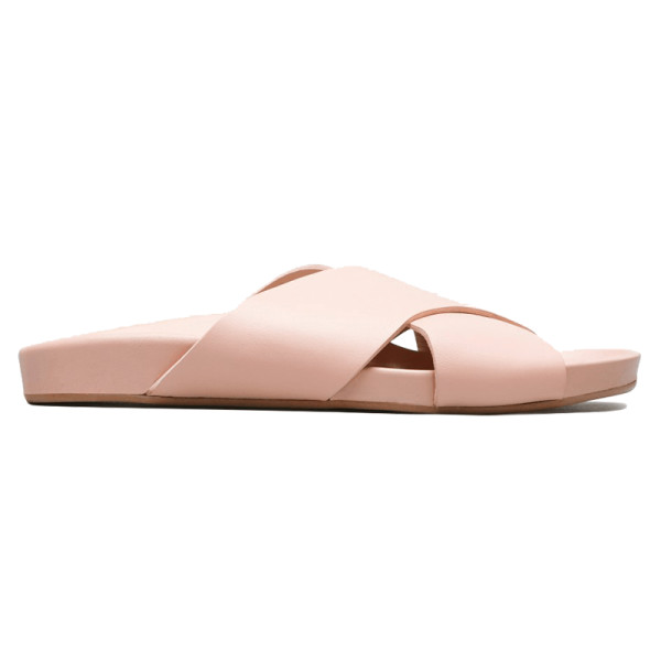 Everlane the form crossover sandal