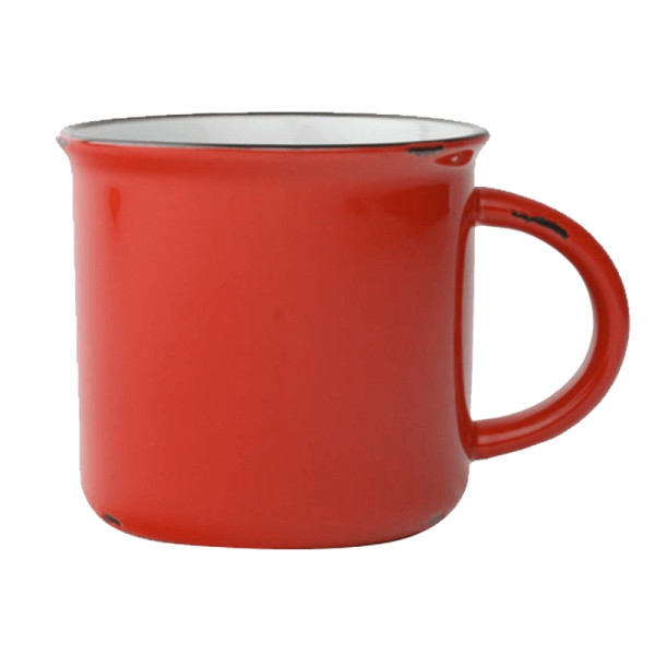 Canvas home tinware espresso mug