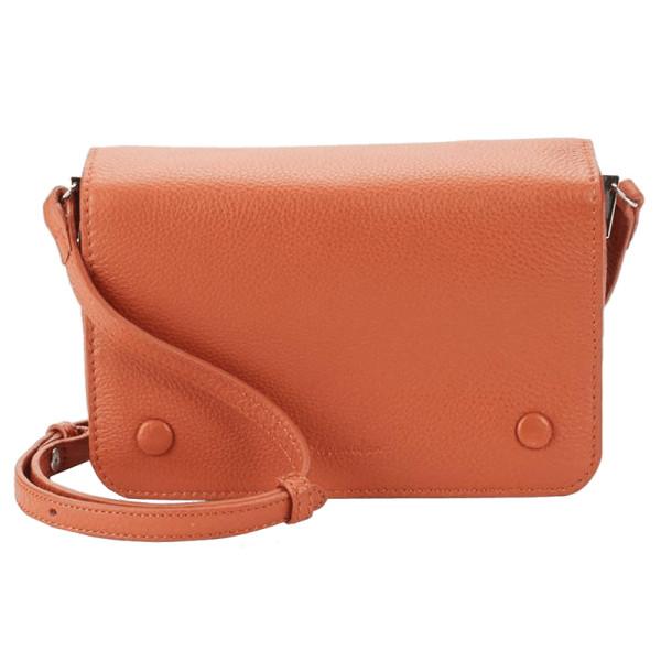 Steven alan cameron leather crossbody bag