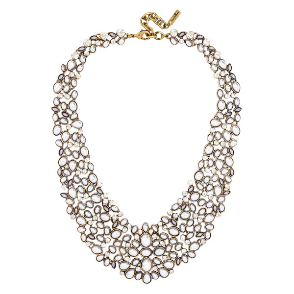 Baublebar kew collar statement necklace  16