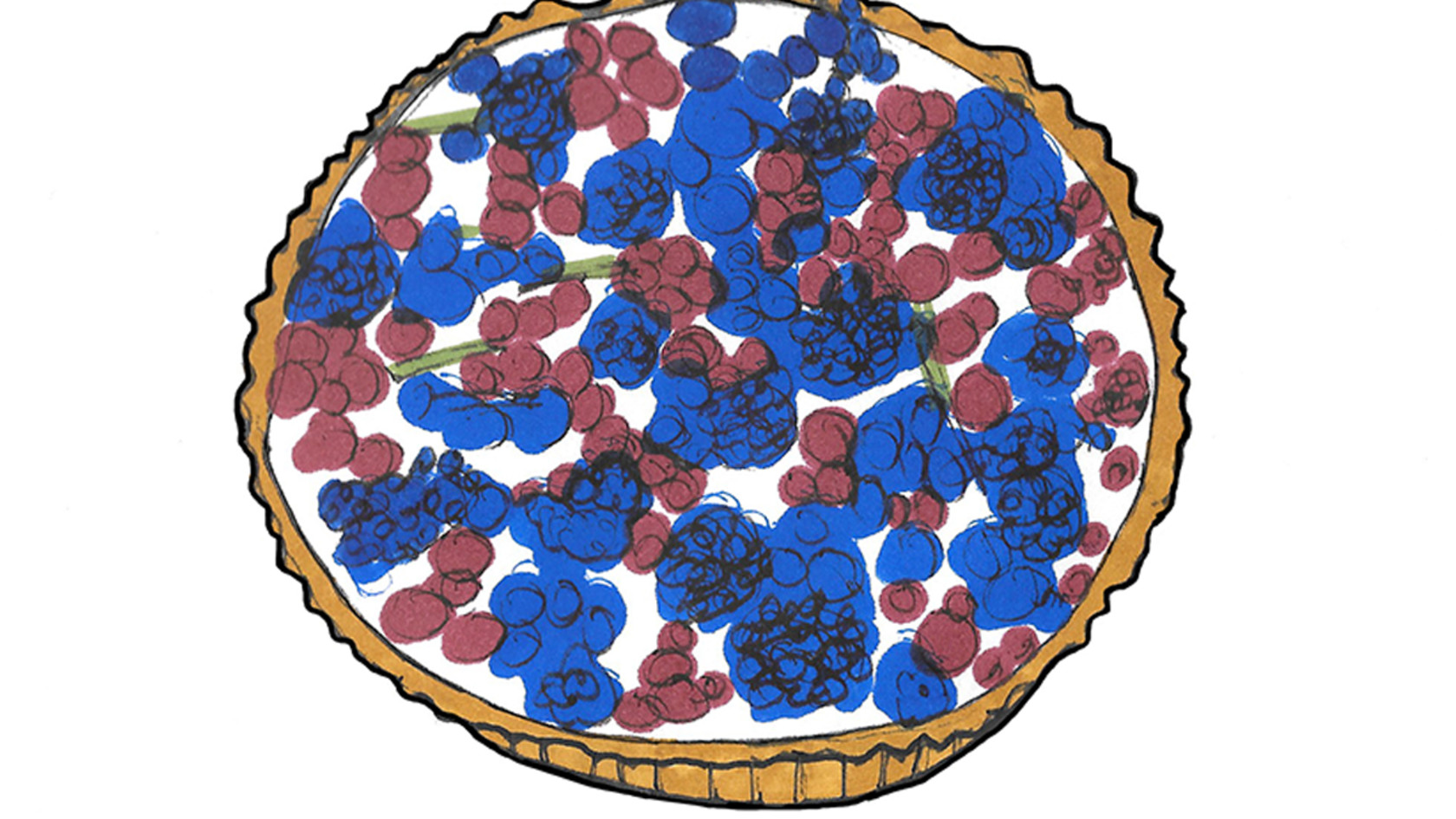 Berry tart 1200x675
