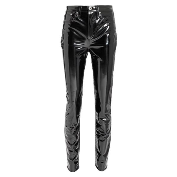 Rag   bone patent skinny pants