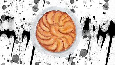Apple cake 3