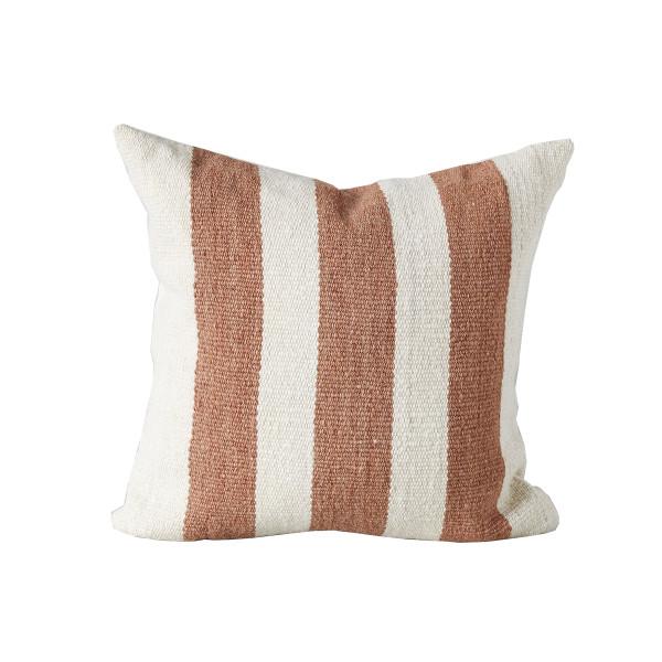 Joya handwoven blush pillow  22x22