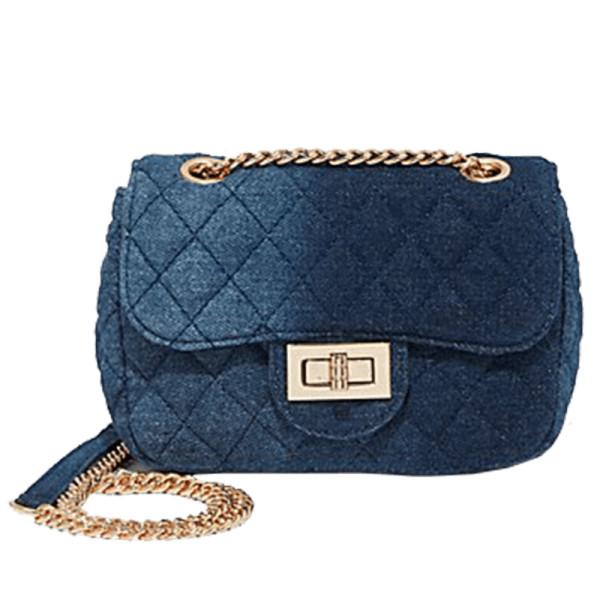 New york   company fashion to figure denim crossbody bag