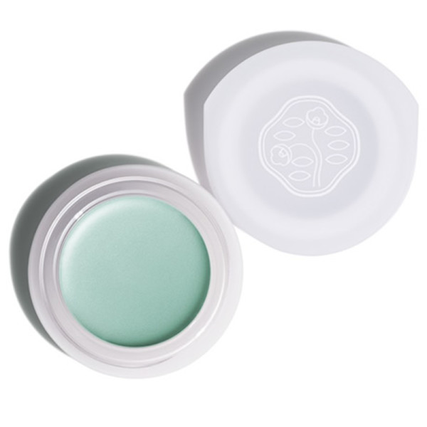 Shiseido paperlight cream eye color in asagi blue