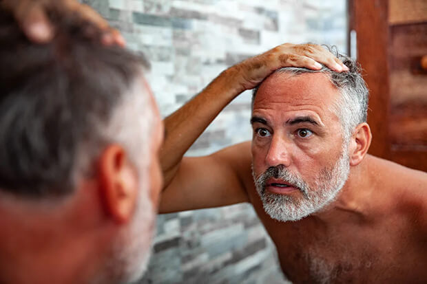 How To Prevent Hair Loss: Dandruff And An Itchy Scalp - Article Image